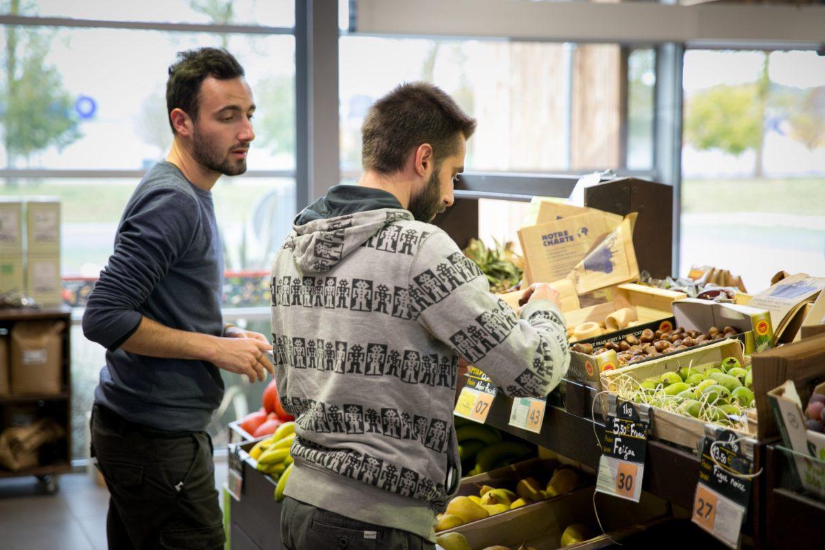 Biocoop Fruits et légumes