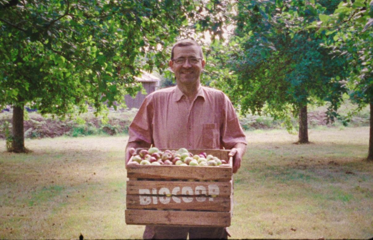 Producteur pommes Biocoop