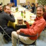 Repas annuel équipe Coopérative Biovivéo